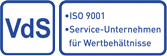 vds iso 9001 service